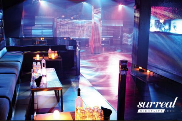 spy nightclub