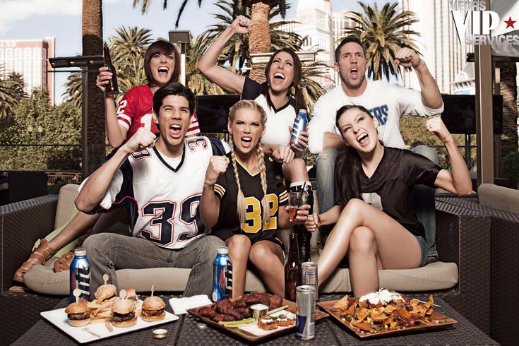 Super Bowl Party Las Vegas