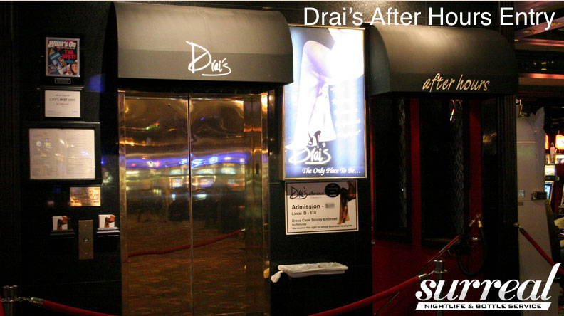 Las Vegas Drais After Hours
